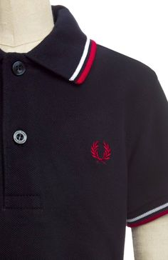 Classic Fred Perry Polo