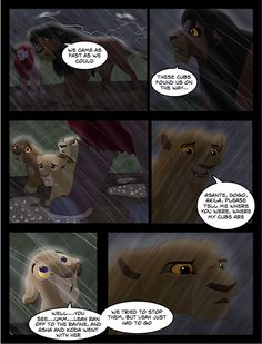 Kiara's Reign Page 33 by TC-96.deviantart.com on @DeviantArt