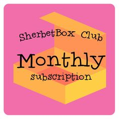 SherbetBox Monthly Stationary Subscription Box - Lots of lovely stationery sent to you every month! Surprise Box, Paper Clip, Little Gifts, Gift Tags, Stationary, My Design, Just For You, Stocking Stuffers, Gift Ideas