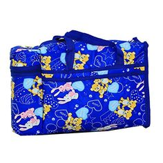 Kuber Industries Diaper Baby Bag  Feeder Bag  Nappy Changing Bag  Mammas Bag Cutie Bunny Print Blue * You can get more details by clicking on the image.-It is an affiliate link to Amazon. #BabyCarrier