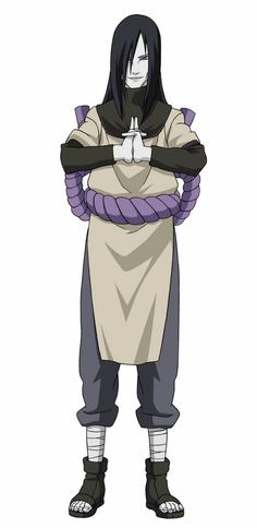 "Orochimaru was an orphan who became a pupil of Hiruzen Sarutobi alongside Jiraiya and Tsunade known as the ""Three Legendary Shinobi. Orochimaru is one of the three people capable of performing Summoning: Impure World Reincarnation, perfecting the technique developed by the Second Hokage"