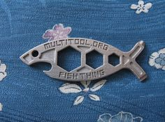 Fish Thing 2013 Version 3d printed