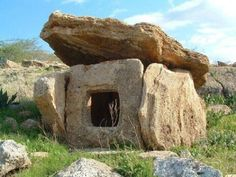 """Dolmens, Menhirs, Cromlechs: """"The Magical Stones"""""""