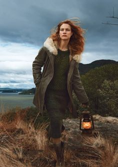 #Annie Leibovitz Photography|The Fall Classic: Natalia Vodianova For US Vogue October 2014