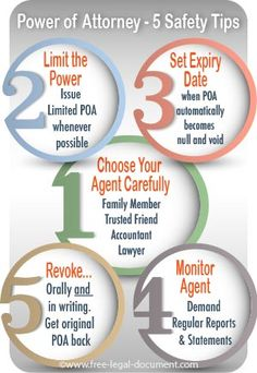 Power of Attorney - 5 Safety Tips Funeral Planning Checklist, Retirement Planning, Emergency Preparedness Binder, Power Of Attorney Form, Last Will And Testament, Insurance Marketing, Legal Forms, Life Plan, In Case Of Emergency