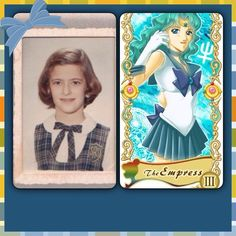 I finally have a decent Throw Back Thursday photo courtesy of my Aunt Rose's scrap book. This is me at 8 years old in my Catholic School uniform. At St. Ann's School in Syracuse, New York. Not quite as cute as the Sailor Moon Tarot School Uniforms. Those Japanese got it goin' on. #Tarot #tarotreader #tarotcardreader #tarotnyc #tarotnewyork #tarotcardreadernewyorkcity #tarotcardreaderangelalucy fairy   #sailormoon #schooluniform #stanns #1967 #8yearsold