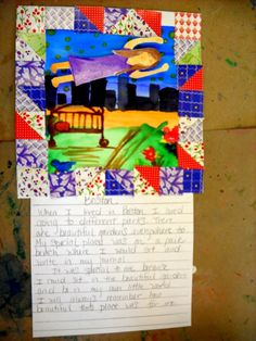 Faith Ringold Story Quilts-Art Room Current Projects Source by kchorneau Art Lessons For Kids, Art For Kids, Faith Ringgold Art, Third Grade Art, Art Plastique, Art Projects, Project Ideas, Art Activities, Teaching Art