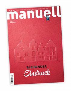 Magazin manuell Ausgabe Oktober 2018 - Verlag manuell GmbH