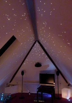 I NEEEEEEEEED my entire future house to have stars in the ceilings. Seriously. I do.