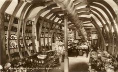 Within the Whale, Black Gang Chine Bazaar, Isle of Wight, U.K.