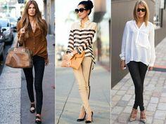 13ab03ff9 Roupa social feminina: look de trabalho não é sinônimo de visual sem ...