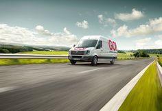 Logistické a přepravní služby po Evropě GO! Marketing
