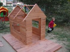 1000 images about jardin on pinterest kids house for Construire mes propres plans de maison