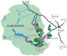 Elan Valley - Camping? Builth Wells - Diserth