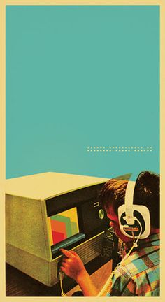 Knitting Factory Poster (Lithograph) – ISO50 / Tycho Shop