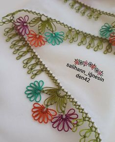 Bargello, Baby Knitting Patterns, Tatting, Diy And Crafts, Embroidery, Instagram, Herbs, Needle Lace, Silk