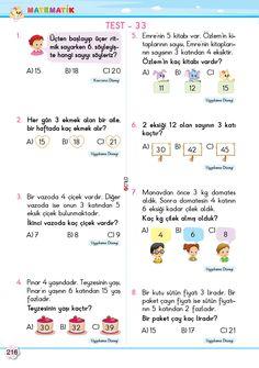 2. Sınıf Soru Bankası Tüm Dersler Süper Kitap First Grade, Journal, Education, School, Youtube, Books, Livros, First Class, Journal Entries