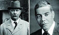 Sir Arthur Conan Doyle and George Edalji