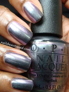 OPI San Francisco Fall 2013 Collection, Peach & Love & OPI