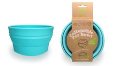 . Collapsible Pet Bowl ($19): For those who love to adventure, be sure to pack a dog bowl for your little pup.
