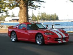 2002 DODGE VIPER. I'm going to have this one day