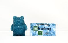 """""""Heisenberg Blues"""" Now available at www.CrummyGummy.com for $30 and $17."""
