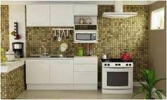 Resultado de imagem para modelos de cozinhas simples pequena