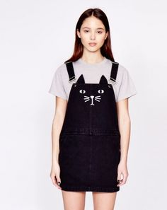 Lazy Oaf Cat a Fore Dress - http://www.lazyoaf.com/lazy-oaf-cat-a-fore-dress-3