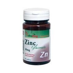 Vitaking Cink Gluconate 30mg tabletta
