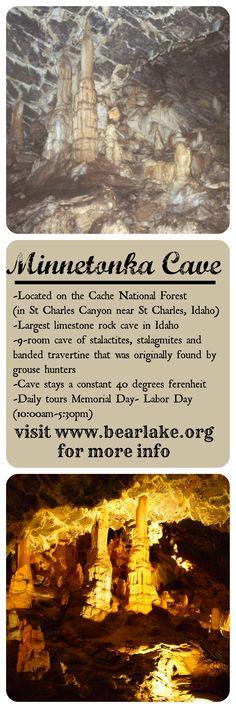 recreation cave exploration minnetonka