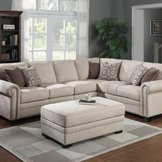 Lacie Sectional Sofa
