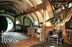 Visit the post for more. Hobbit Land, O Hobbit, Hobbit Hole, Tolkien, Earthship Home, Natural Homes, Gnome House, Fairy Houses, Cob Houses