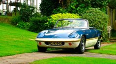1972 Lotus Elan Sprint - Silverstone Auctions