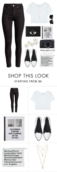 """""""Out of My Mind"""" by blissfullbaily ❤ liked on Polyvore featuring d.RA, Patagonia, Proenza Schouler, Forever 21, women's clothing, women, female, woman, misses and juniors"""