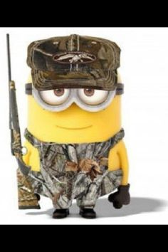 Duck dynasty minion (: