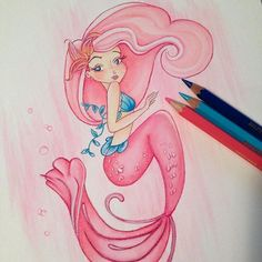 Heres My Finished Mermaid Rose She Is Sweet As Can Be