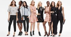 Ann Taylor | All dressed up
