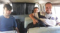 Guerra en Siria: España consigue la liberación de los tres periodistas tras casi un año de negociaciones. – The Bosch's Blog
