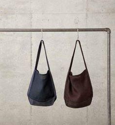 Crick & Watson - Vera Bag Fog Linen, Linen Bag, Photoshoot, Tote Bag, Totes, Bags, Fashion, Handbags, Moda