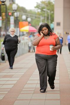 Emerald-Fashion Blog: THE AGONY OF A NIGERIAN FAT GIRL