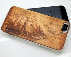 iPhone 5 Fall Holz Iphone 5 Case Iphone 5 Abdeckung von DIYwares, $11.99