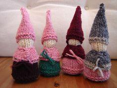 Petits lutins au tricot