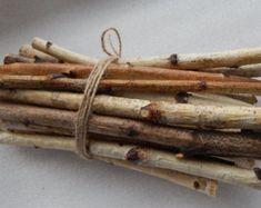 30 Birch sticks. Wood crafts. Wooden sticks. Birch Wood Logs.Forest birch. Wood craft sticks. Birch sticks. Natural wood sticks