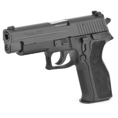 SIG SAUER P226® 9mm Pistol---i was told to look into this gun as an alternative to the 228 BUT in the same breath was told that its a little larger than the 228.  Its pretty safe to assume that this gun will be too big for my hands, since I cant grip my SP2022 properly with the smaller backstrap.  And thats not to say that I cant shoot well, cause I damned well can.  :)