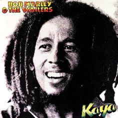Bob Marley Kaya Album Cover (Image from from Amazon)