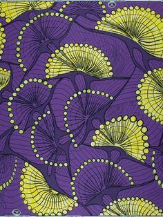 Vlisco fabric love