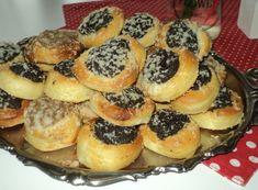 Makové a orechové kysnuté koláčiky (fotorecept) - recept | Varecha.sk