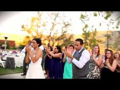 """""""Cha-Cha-Slide"""" Sequence from a Wedding Video at Maravilla Gardens in Santa Rosa Valley - http://www.nopasc.org/cha-cha-slide-sequence-from-a-wedding-video-at-maravilla-gardens-in-santa-rosa-valley/"""