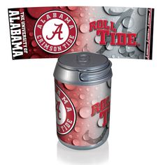 Alabama Crimson Tide Mini Can Cooler by Picnic Time – Cooler Time