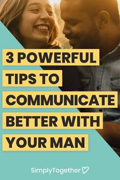A lot of couples struggle with communication in relationships. It takes some effort to find ways to improve it. These are the three most important skills that helped us communicate effectively as a couple. Communication In Marriage, Improve Communication, Effective Communication, Relationship Advice, Relationships, Your Man, How To Better Yourself, Effort, Wellness
